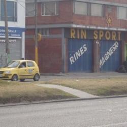 Rin Sport en Bogotá