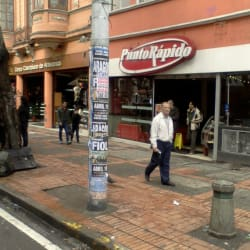 Punto Rápido en Bogotá