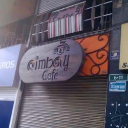 Qinba 4 Café en Bogotá