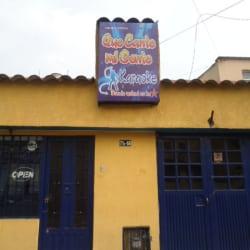 Que Cante Mi Gente en Bogotá