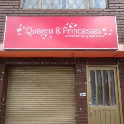 Queens y Princesses Accesorios y Detalles en Bogotá