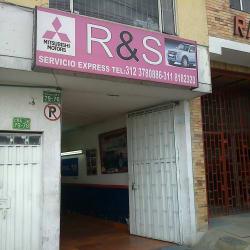 R & S  en Bogotá