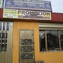 Radio Teléfonos Nuevos en Bogotá
