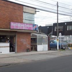 Rapiz Burguer Company  en Bogotá