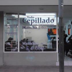 Peluquería Todo Cepillado en Bogotá