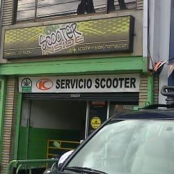 Scooter Inside en Bogotá