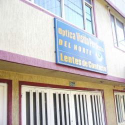 Óptica Visión Perfecta Del Norte en Bogotá