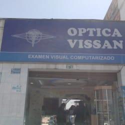 Óptica Vissan en Bogotá