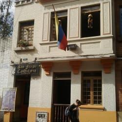 San Felipe  en Bogotá