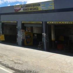 Serviautos Ruiz en Bogotá
