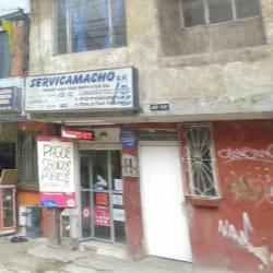 Servicamacho en Bogotá