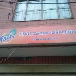 Fruti Carnes del Llano en Bogotá