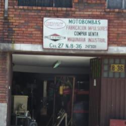 Servint Motobombas en Bogotá