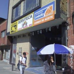Serviteca JR en Bogotá