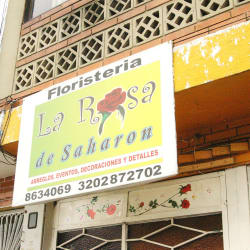Floristería La Rosa Saharon en Bogotá