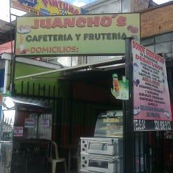 Juancho's Cafetería y Frutería en Bogotá