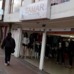 Samar en Bogotá