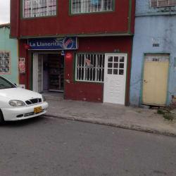 La Llanerita Diagonal 83C en Bogotá