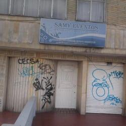Sammy Eventos en Bogotá