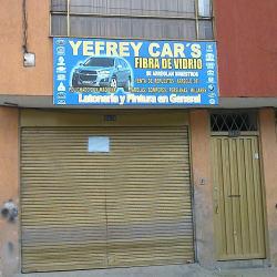 Yefrey Car's en Bogotá