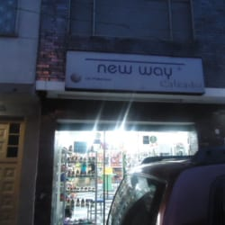 Calzado New Way en Bogotá