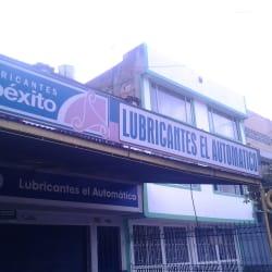Lubricantes El Automático  en Bogotá