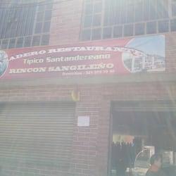 Asadero Restaurante Típico Santandereano - Rincón Sangileño en Bogotá