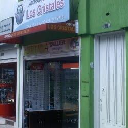 Laboratorio Óptico Los Cristales en Bogotá