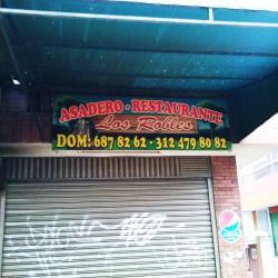 Asadero Restaurante Los Robles en Bogotá