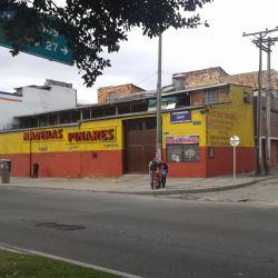 Maderas Pinares en Bogotá