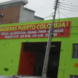 Maderas Puerto Colombia en Bogotá