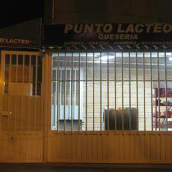 Punto Lácteo en Bogotá