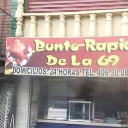 Punto Rápido De La 69  en Bogotá