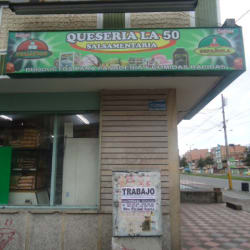Queseria La 50 en Bogotá