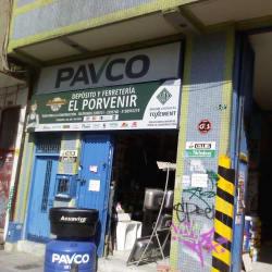 Depósito De Maderas y Materiales El Porvenir en Bogotá