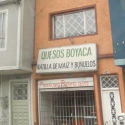 Quesos Boyacá en Bogotá