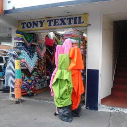 Tony Textil en Bogotá