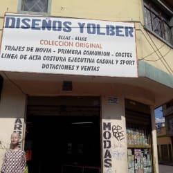 Diseños Yolber en Bogotá