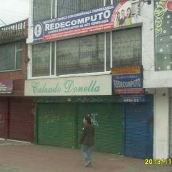 Redecomputo Avenida 68 en Bogotá
