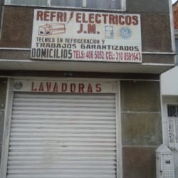 Refrieléctricos JM en Bogotá