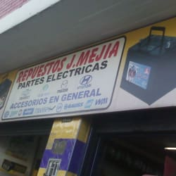 Repuestos J Mejía  en Bogotá