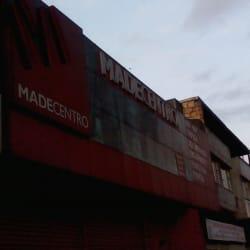 Madecentro Santa lucia en Bogotá