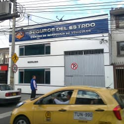 Seguros del Estado Calle 76 en Bogotá