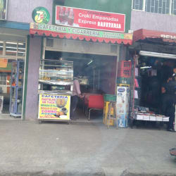 Croki Empanadas Express en Bogotá