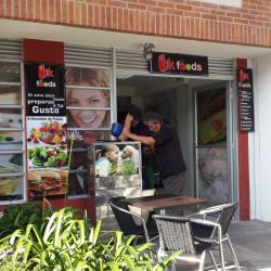 Kfoods en Bogotá