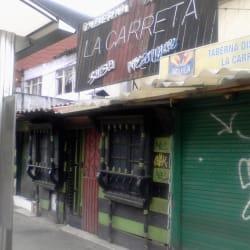 La carreta Taberna  en Bogotá