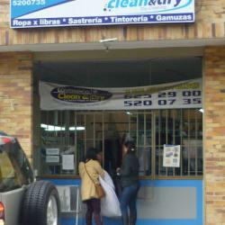Lavandería Clean And Dry en Bogotá