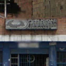 Publicidad Aerografías en Bogotá