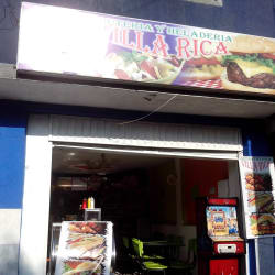 Frutería y Heladería Villa Rica en Bogotá