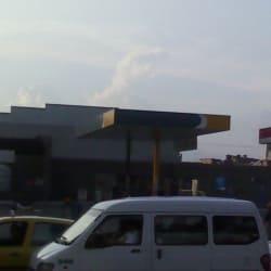 Estacion de Gas Natural Vehicular en Bogotá